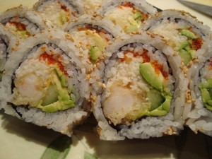 50_Tempura Shrimp Roll