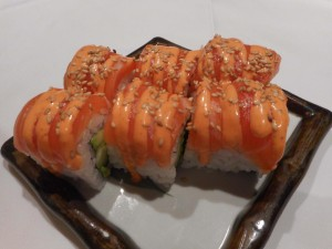 52_Spicy Salmom Roll